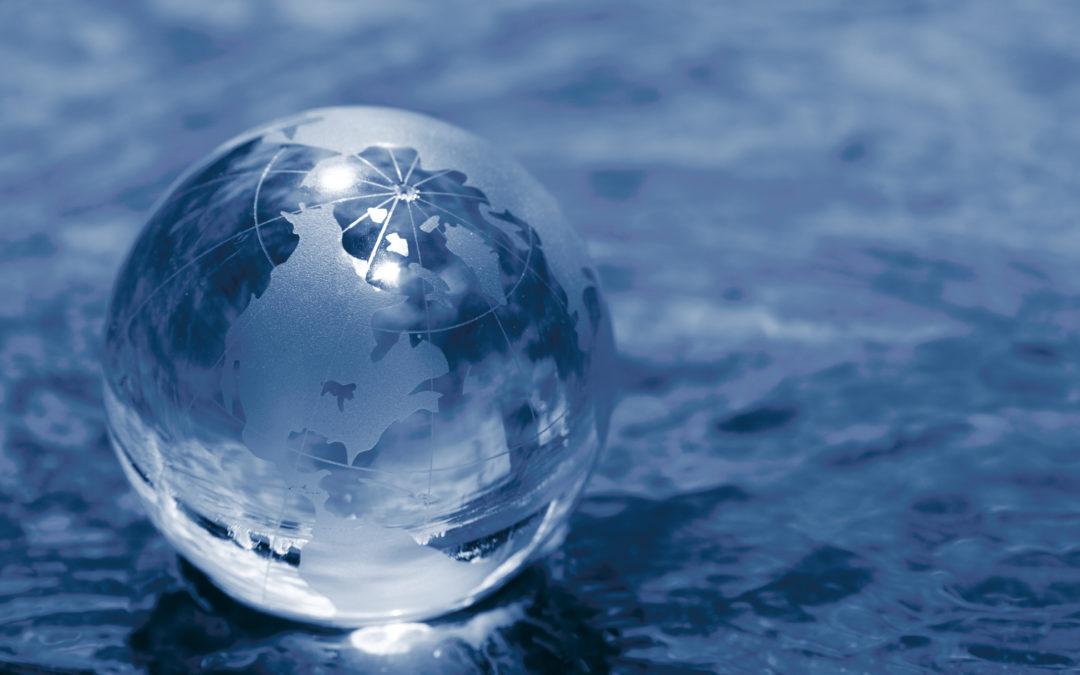 Wasser – wichtig für das Klima der Welt